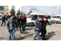 Diyarbakır'da hırsızlık çetesine darbe