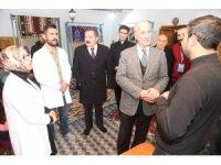 Tuşba Belediyesinden engellilere yönelik meslek kursu