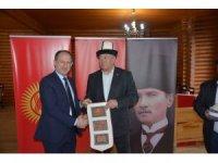 Kırgızistan heyeti Hendek'te temaslarda bulundu