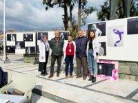 Ayvalık'ta İlçe Sağlık Müdürlüğü'nden kansere karşı farkındalık çalışması
