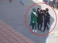 Karaköy'de başörtülü üniversite öğrencisine saldıran kadının davasında karar