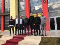 Milletvekili Fendoğlu'ndan Yeni Malatyaspor'a moral ziyareti