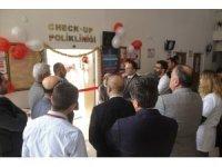 Van'da check-up merkezi açılışı