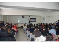 Ortaca'da üniversitelilere uyuşturucu semineri