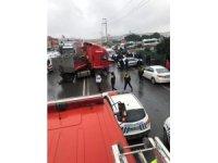 Kocaeli'de zincirleme trafik kazası: 1 ölü 5 yaralı
