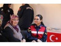 """Çanakkale'de """"Aile İçi ve Kadına Yönelik Şiddet Eğitimi"""""""