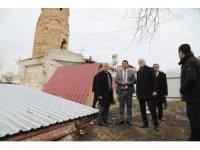 Vakıflar Genel Müdürü Ersoy, zarar gören eserleri inceledi