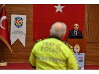 Denizli'de otobüs kazalarının önlenmesine yönelik toplantı
