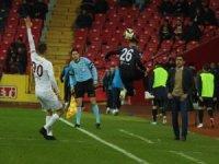 TFF 1. Lig: Eskişehirspor: 0 - Hatayspor: 1