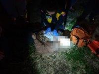 Baba evinin yandığını gören adam kalp krizi geçirerek hayatını kaybetti