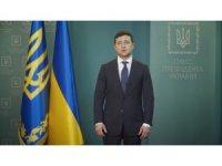 """Ukrayna Devlet Başkanı Zelenskiy: """"En tehlikeli virüs nefrettir ve bunun hesabını verecekler"""""""