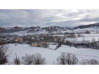 Erzincan'ın yüksek kesimlerinde aralıklı kar yağışı bekleniliyor