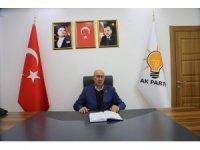 AK Parti Kaş İlçe Başkanı Aksak'tan kongreye davet