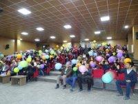 """Hisarcık'ta öğrencilere """"Eğitimde Motivasyon ve Stres Yönetimi"""" konulu seminer"""