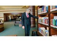 """Rektör Uysal: """"Millet Kütüphanesi milletimiz için medar-ı iftihar vesilesi olacak bir eser"""""""