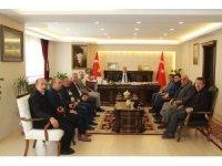 Tosya'da 'otobüs kazalarının önlenmesi' konulu toplantı yapıldı