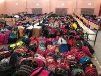 İl Milli Eğitim Müdürlüğünden Elazığ'a yardım kampanyası