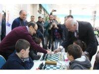 Söke'de satranç turnuvası düzenlendi