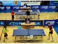 Anadolu Yıldızlar Ligi Masa Tenisi Grup Müsabakaları Bilecik'te başladı