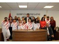 Fethiye Okçuluk ve Doğa Sporları Kulübü Derneği'nden Karaca'ya Ziyaret