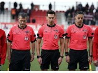 TFF 1. Lig: Ümraniyespor: 2 - Keçiörengücü: 0