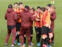 İlk derbi Galatasaray'ın