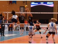 Vestel Venus Sultanlar Ligi: Aydın Büyükşehir Belediyespor: 1 - Eczacıbaşı Vitra: 3