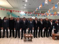 AK Parti'de 3 ilçede kongre yapıldı