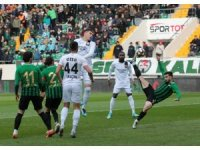 TFF 1. Lig: Akhisarspor: 0 - Fatih Karagümrük: 2
