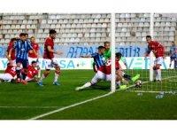 TFF 1. Lig: Adana Demirspor: 3 - Altınordu: 0 (İlk yarı sonucu)