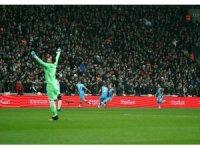 Süper Lig: Beşiktaş: 0 - Trabzonspor: 1 (Maç devam ediyor)