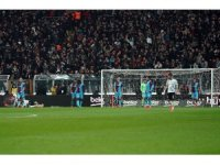 Süper Lig: Beşiktaş: 2 - Trabzonspor: 2 (Maç sonucu)