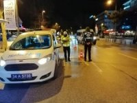 Feci kaza sonrası Bağdat Caddesi'nde denetimler artırıldı