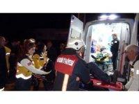 Mersin'de trafik kazası: 2'si ağır 5 yaralı