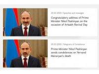 Ermenistan Başbakanı Paşinyan'dan ilginç yöntem