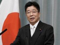 Japonya Sağlık Bakanı Kato'dan özür