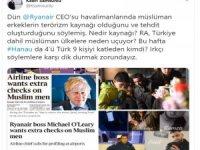 İGA CEO'su Samsunlu'dan Ryanair CEO'suna tepki