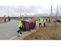 Niğde'deki kazada 1 yaşındaki bebek öldü, 5 kişi yaralandı