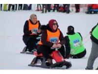Çiftler 'Artık Çekilmez' oldun yarışmasında ter döktü