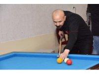 Bilecik'te bilardo turnuvası başladı