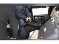 17 televizyon, 7 kombi ve 1 adet dizüstü bilgisayar çalan 7 şüpheli polis ekiplerince kıskıvrak yakalandı