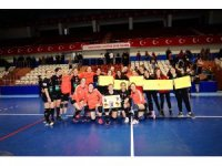 Kastamonu Belediyespor, Avrupa maçı öncesinde moral depoladı