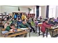Öğrencilere sulak alanlar ve biyolojik çeşitliliğin önemi anlatıldı