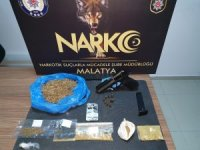 Uyuşturucu tacirlerine operasyon: 10 tutuklama