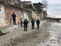 Büyükçekmece'de sahile vurmuş kadın cesedi bulundu