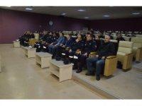 Zabıta ve güvenlik personeline iletişim eğitimi