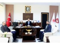 """Yeşilboğaz: """"Tarsus Adliyesi'nin hizmet çıtası yükseltilmeli"""""""
