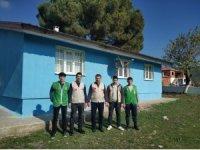 Muhsin Yazıcıoğlu'nun şehadetinin 11. yılına 11 okula kitap bağışı
