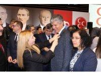 Konya'dan MHP'ye 350 yeni üye