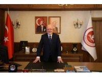 """Rektör Aydın: """"Karabağ'da yaşanan işgale son verilmeli"""""""